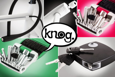 Knog Bike Locks & Accessories