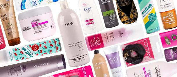 200+ Haircare Essentials
