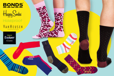Big Brand Socks For Men & Women