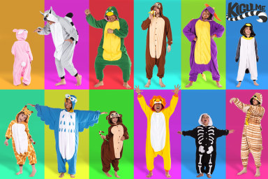 Kigu.me Onesies for the Whole Family