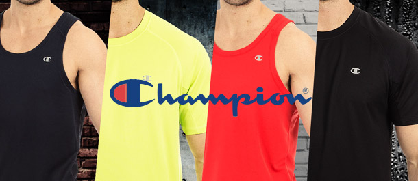 Champion Men's Performance Tees & Tanks