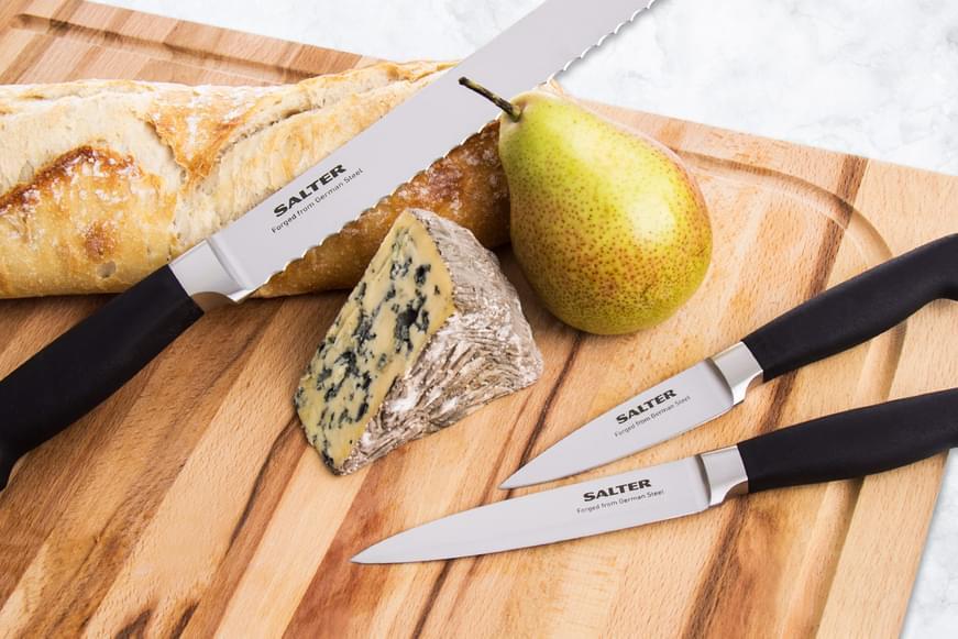 Salter Stainless Steel Knives