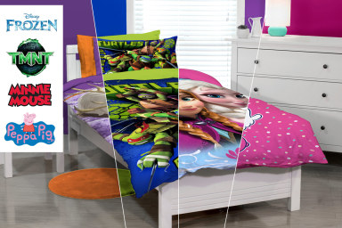Licensed Quilt Cover Sets For Kids