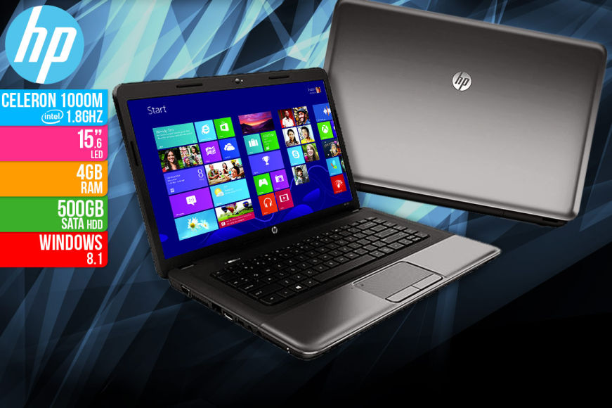 "HP 250 15.6"" Notebook"