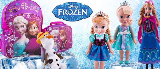 Disney Frozen Toys & Accessories
