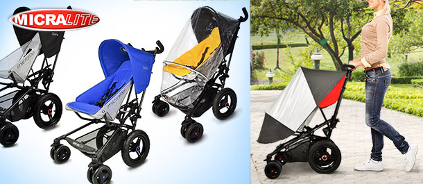 Micralite Super-Lite Strollers & Accessories