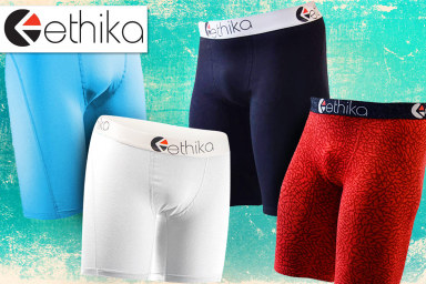 Ethika Men's Underwear