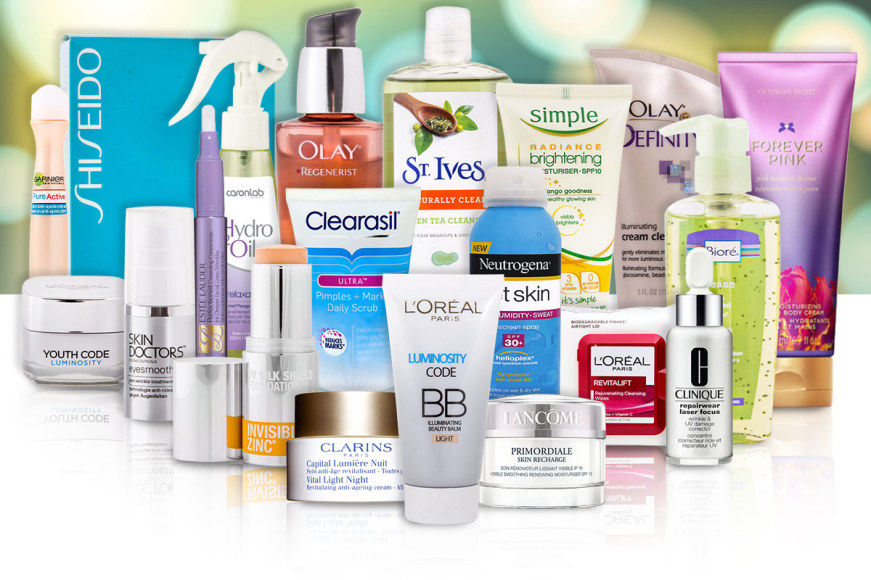 Top Skincare Brands - Mega Savings