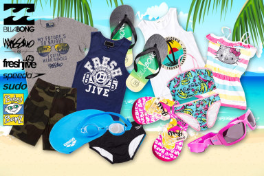 Kids' Summer Apparel & Accessories
