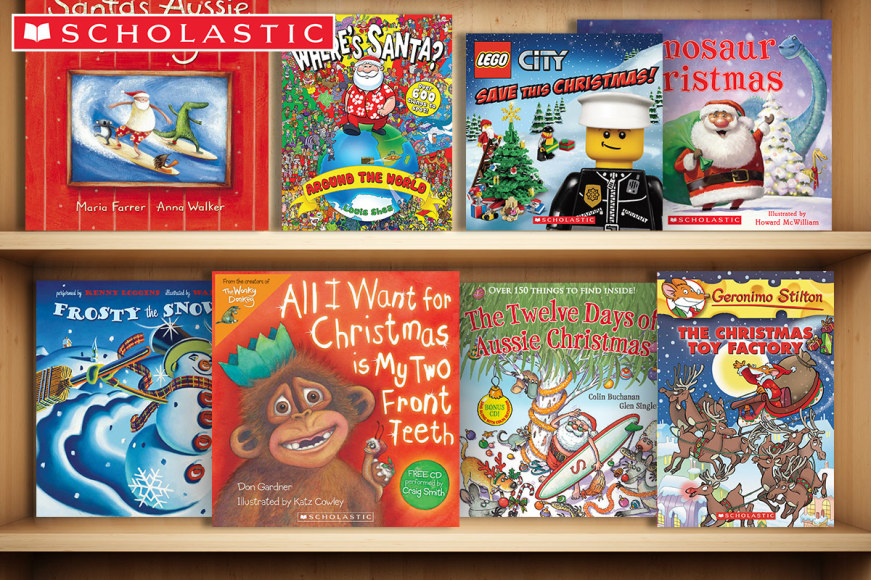 Kids' Christmas Books