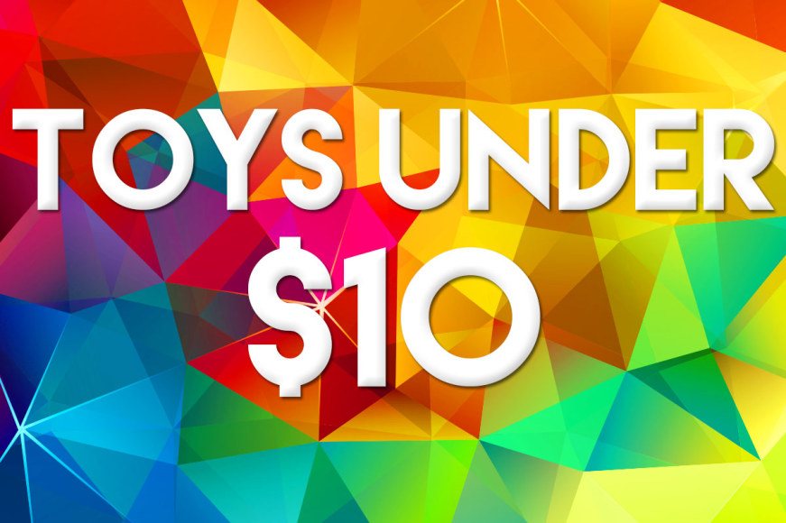 Toys Under $10 Sale: 80+ Bargains