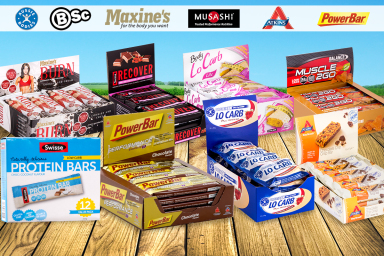 HUGE Protein Bar Sale
