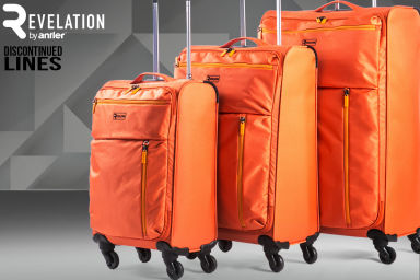 Revelation By Antler - 4W 3-Piece Luggage Set