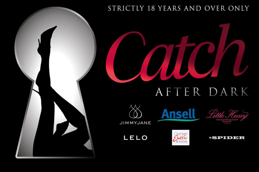 Catch After Dark: A Sensual Collection