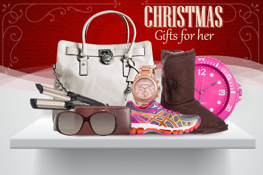 Christmas Gift Guide: Everything For Her