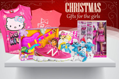 Christmas Gift Guide: Everything For Girls