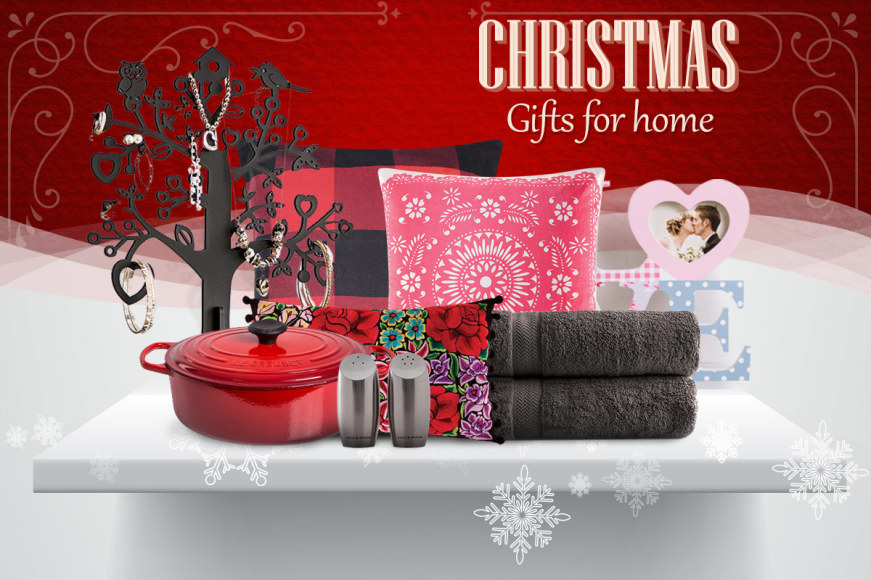 Christmas Gift Guide: Everything For Your Home