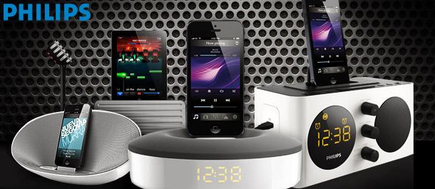 Philips Speaker Docks Sale