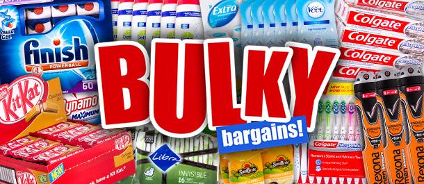 300+ Bulk Grocery Deals