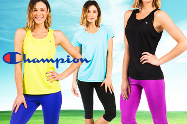 Champion Women's Fitness Sale