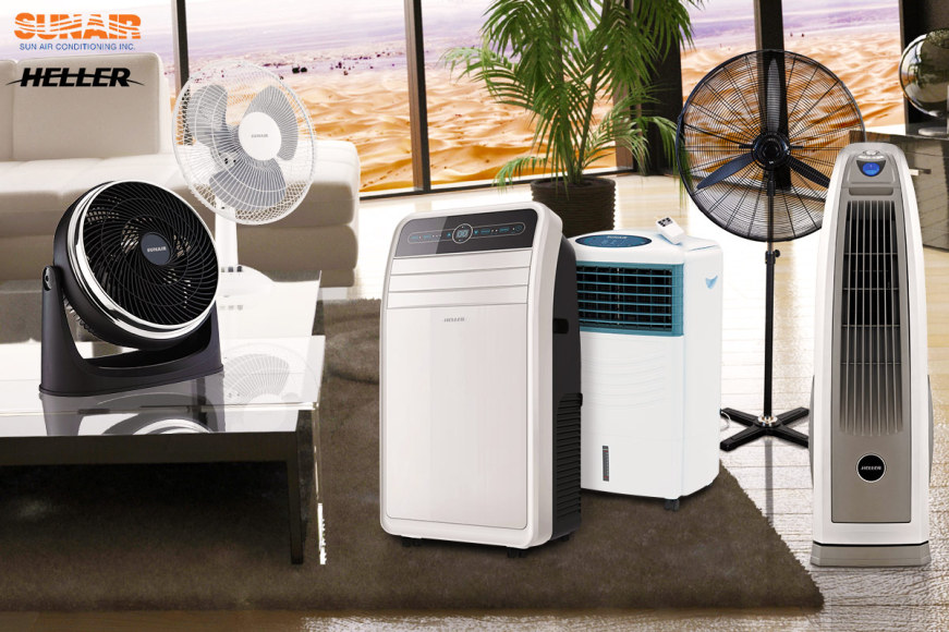 So Cool Fans & Air Conditioners