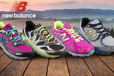 New Balance Trail Running Footwear