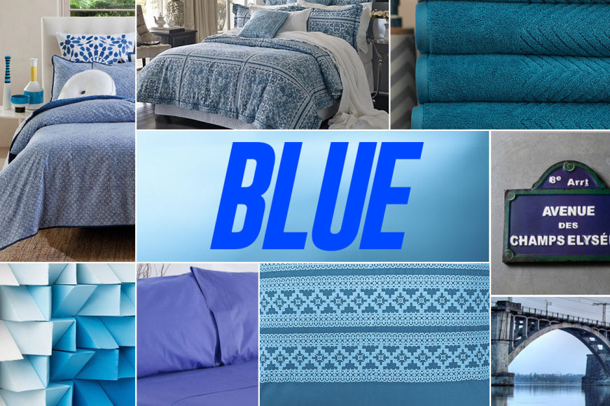 Everything In Blue - Homewares & More