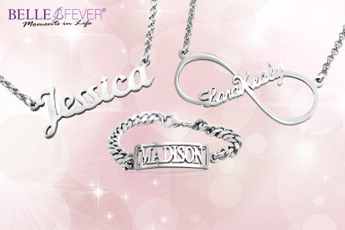 Belle Fever Necklaces & Bracelets Bundle
