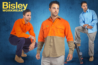 Bisley Tough Workwear