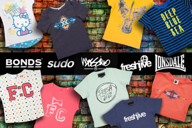 Summer Tees For Girls, Boys & Babies