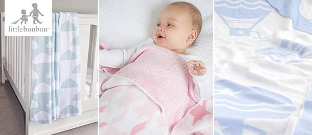 Little Bonbon Baby Blankets