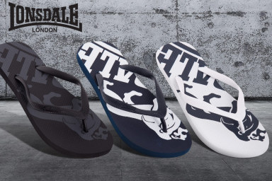 Lonsdale Thongs!