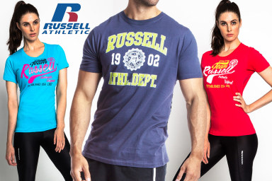 Russell Athletic Tees For Summer
