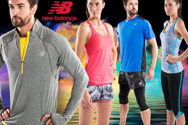 New Balance Performance Apparel