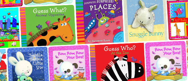 Books For Babies & Kids