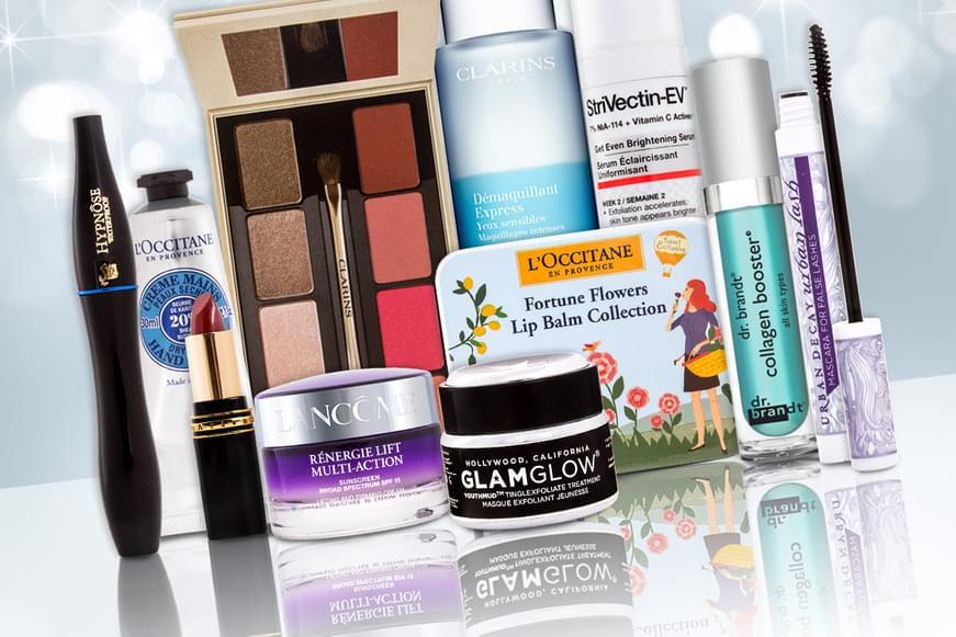 NEW Designer Skincare & Cosmetics Range
