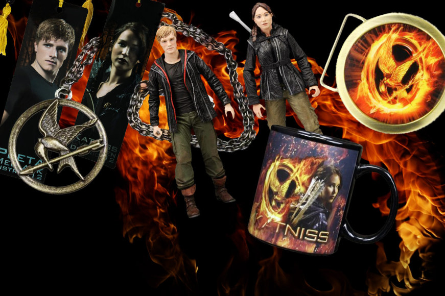 Hunger Games Collectibles