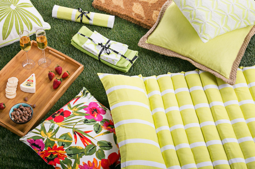 Green Envy Soft Furnishings