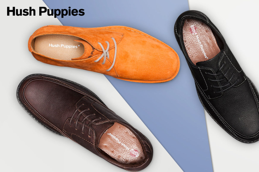 Hush Puppies Men's Footwear