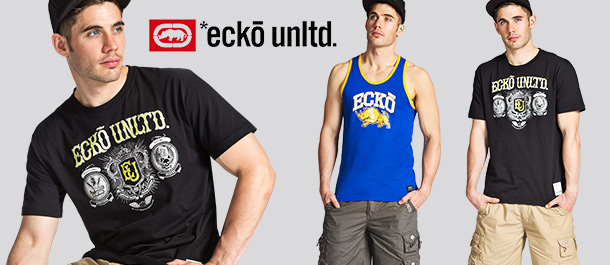 Ecko Tees & Shorts