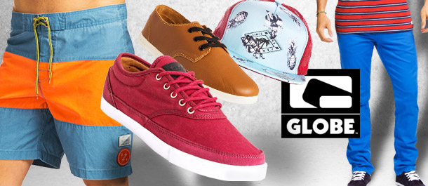 Globe Footwear & Apparel Deals