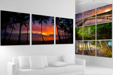 Australian Landscape Canvas Art