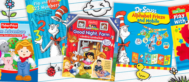 Kids' Early Learning Book Sets