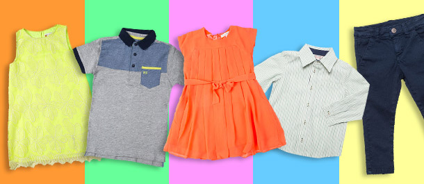 Smart Summer Dressing For Kids