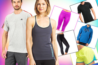 Sports Clothing Megadeals