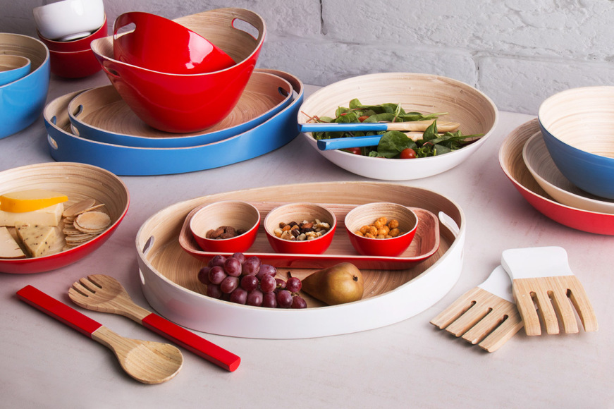 Bamboo Dining Ware