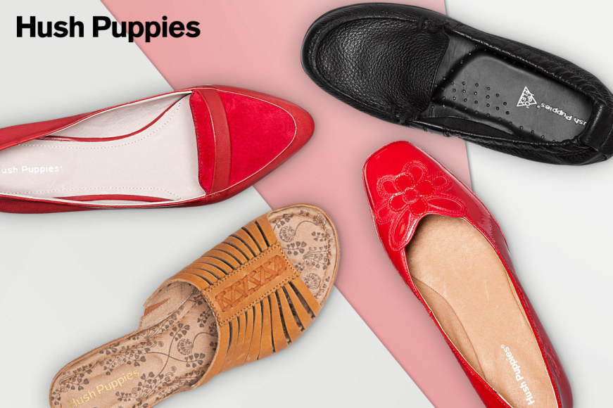 Hush Puppies for Women - New Styles
