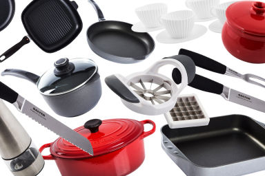 Essential Big Brand Cookware