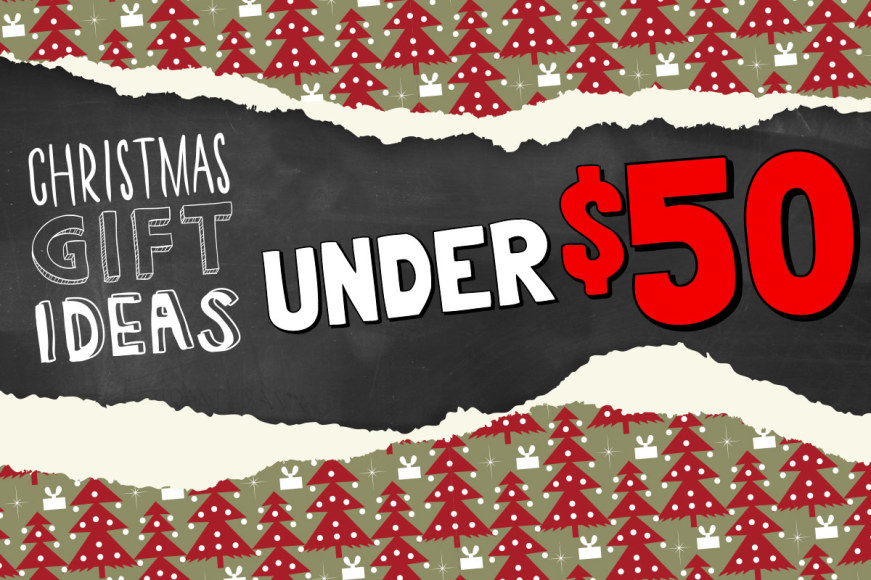 Gifts Under $50 - Bargains Galore