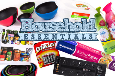 200+ Household Essentials